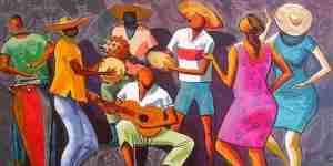 Samba et danses latines